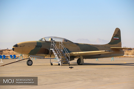 افتتاح نمایشگاه اقتدار هوایی نیروهای مسلح در اصفهان