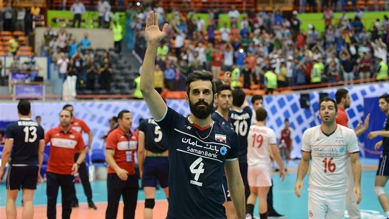نتیجه بازی والیبال ایران و آلمان/ برتری ملی پوشان ایران مقابل آلمان