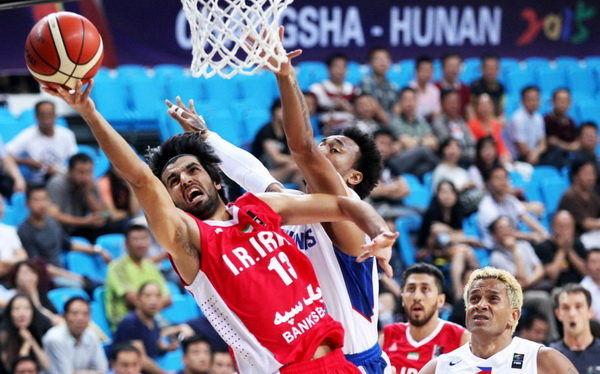بسکتبال ایران در تورنمنت اطلس سوم شد
