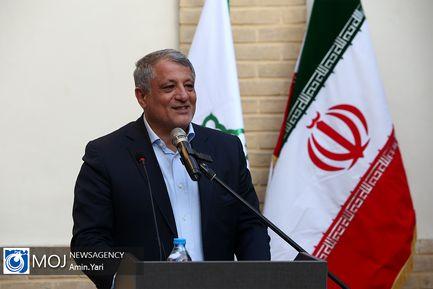 افتتاح موزه خیابان ولیعصر (عج)/ محسن هاشمی