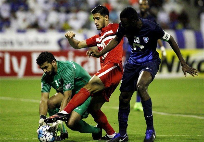 نارضایتی بازیکنان الهلال از بازی با پرسپولیس در عمان