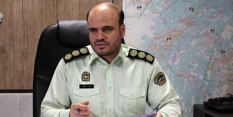 دستگیری اعضای شرکت هرمی در البرز