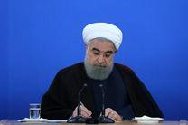 روحانی شهادت جمعی از مرزبانان را تسلیت گفت/ دستور به شورای عالی امنیت ملی و وزارت خارجه برای پیگیری حادثه تروریستی میرجاوه