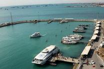 مسیر دسترسی به ایستگاه کنترل ترافیک دریایی هرمز آماده بهره برداری است