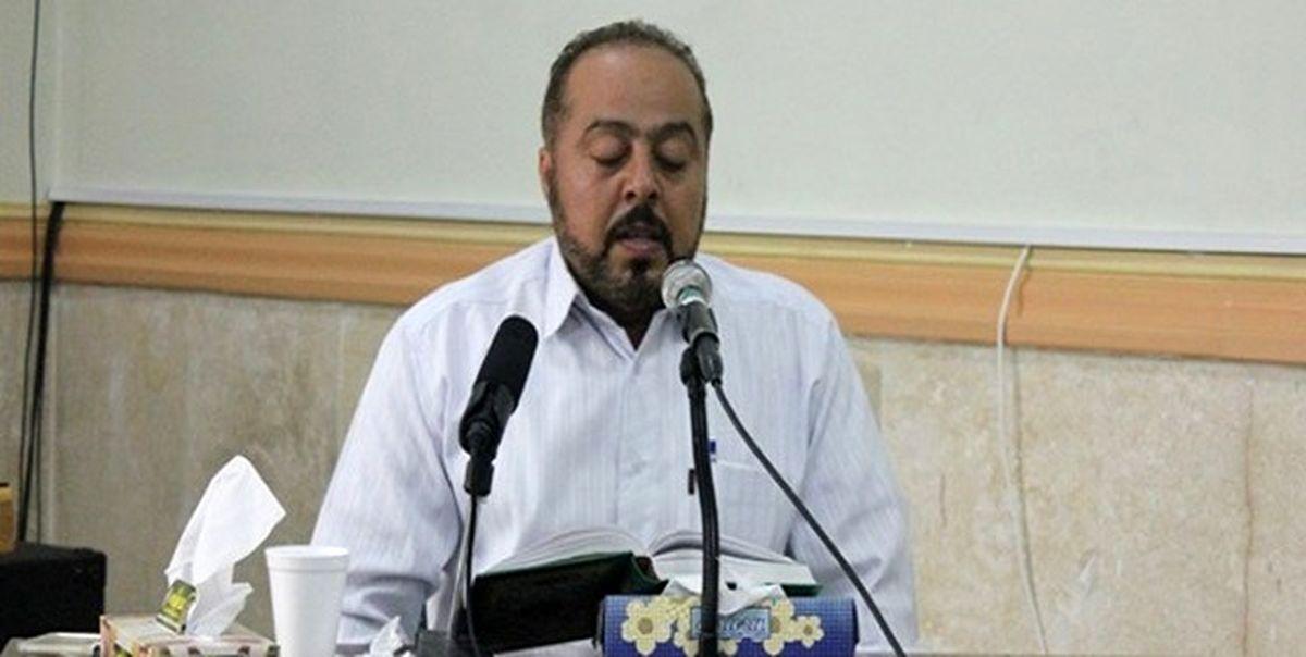 درگذشت قاری بینالمللی قرآن بر اثر کرونا