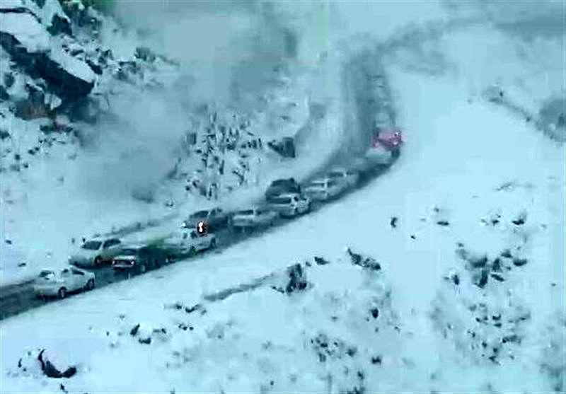 آخرین وضعیت ترافیکی و جوی جادهها در 16 آبان ماه/هراز و چالوس مسدود شدند