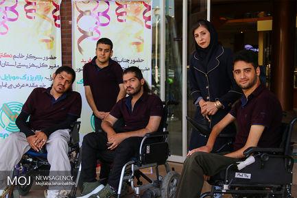 افتتاح کارگاه مدد جویان بهزیستی استان اصفهان