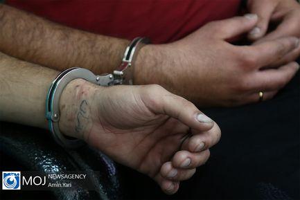 دستگیری دو برادر سارق خودرو و لوازم خودرو