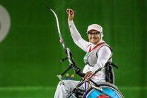 زهرا نعمتی نماینده ریکرو بانوان در بازیهای آسیایی جاکارتا شد
