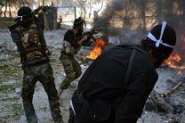 درگیری میان گروه های شورشی در شمال سوریه
