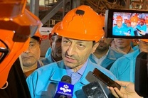 ۱۰ درصد نیاز کشور به فولاد توسط فولاد کاوه تامین می شود