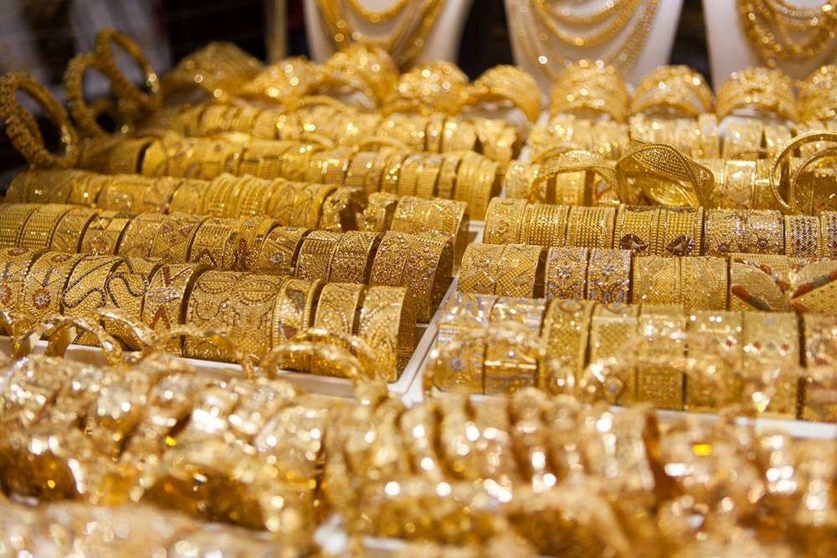 قیمت طلا در بازار 12 مهر 1400