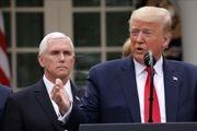 ترامپ از نحوه مقابله دولت خود با ویروس کرونا دفاع کرد