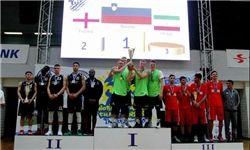 تیم بسکتبال سه نفره دانشآموزی ایران سوم جهان شد