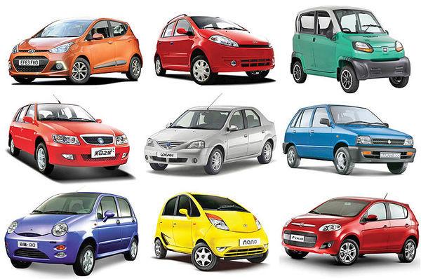 قیمت خودروهای داخلی 2 دی 97 / قیمت پراید اعلام شد