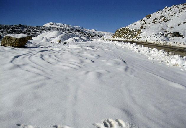 ناسا میزان برف در ایالت آلاسکا را اندازه گیری می کند
