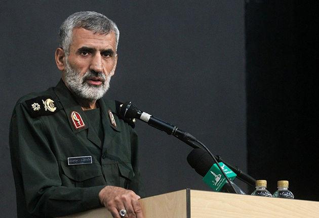 هدف اصلی ایجاد داعش براندازی نظام مقدس جمهوری اسلامی ایران بود