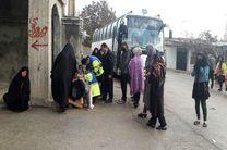 گازگرفتگی ۴۸ زائر در امامزاده مختار (ع) یاسوج