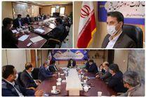 بررسی صلاحیت داوطلبان ششمین دوره انتخابات شورای اسلامی شهر بافق در هیئت اجرایی