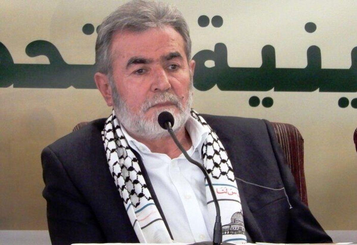 حاج قاسم در رأس مجاهدان ملت فلسطین از قدس و فلسطین دفاع میکرد