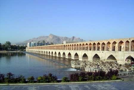 هوای اصفهان سالم است / شاخص کیفی هوا 91