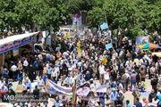 اعلام مسیرهای راهپیمایی روزجهانی قدس در هرمزگان