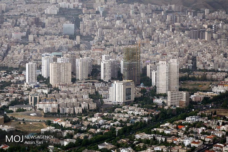 کیفیت هوای تهران در 5 شهریور سالم است