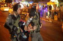 موج تازه بازداشت فلسطینی ها توسط نظامیان صهیونیست