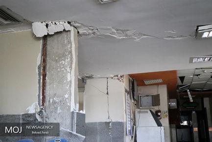 زلزله در شهر «سر پل ذهاب»