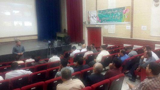 برگزاری جشنواره فیلم سبز در استان کرمانشاه