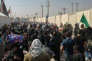 آخرین وضعیت ترافیکی در مرزهای چهارگانه کشور اعلام شد