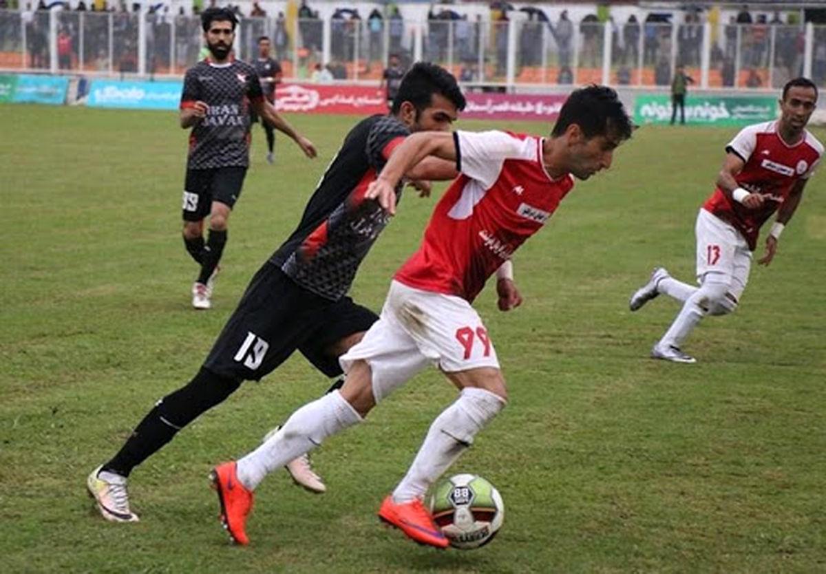 زمان قرعه کشی بازی های لیگ دسته اول فوتبال کشور مشخص شد