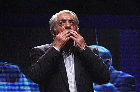 عزت الله انتظامی از اوج شهرت تا باز ماندن از نقش بازی کردن و بازیگری