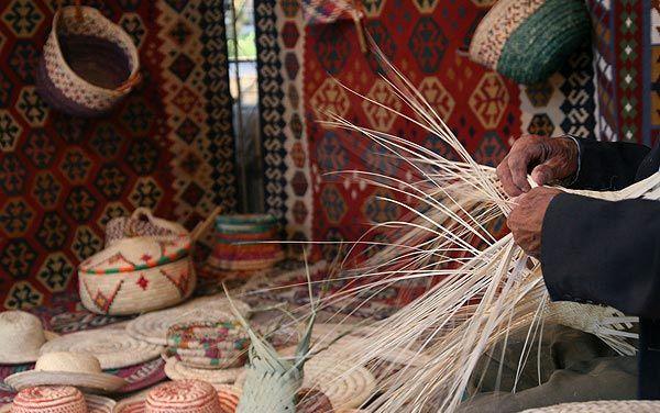 برپایی بازارچه های صنایع دستی در مازندران همزمان با ایام نوروز  96