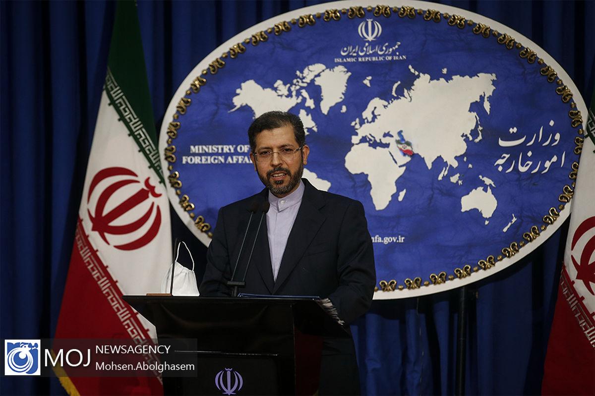 ایران اقدام تروریستی انجام شده در شهرک صدر بغداد را به شدت محکوم کرد