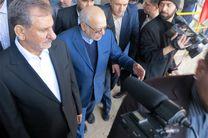 افتتاح فاز دوم کارخانه سیمان مارگون به روایت تصویر