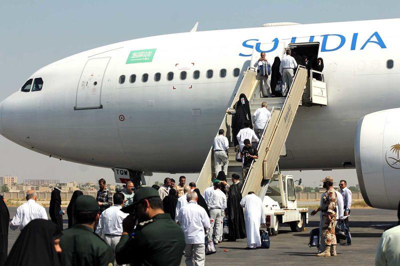 ۷۵درصد پروازهای حج به ایران ایر واگذار شد