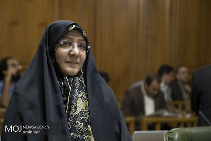 هرا صدر اعظم نوری عضو شورای اسلامی شهر تهران