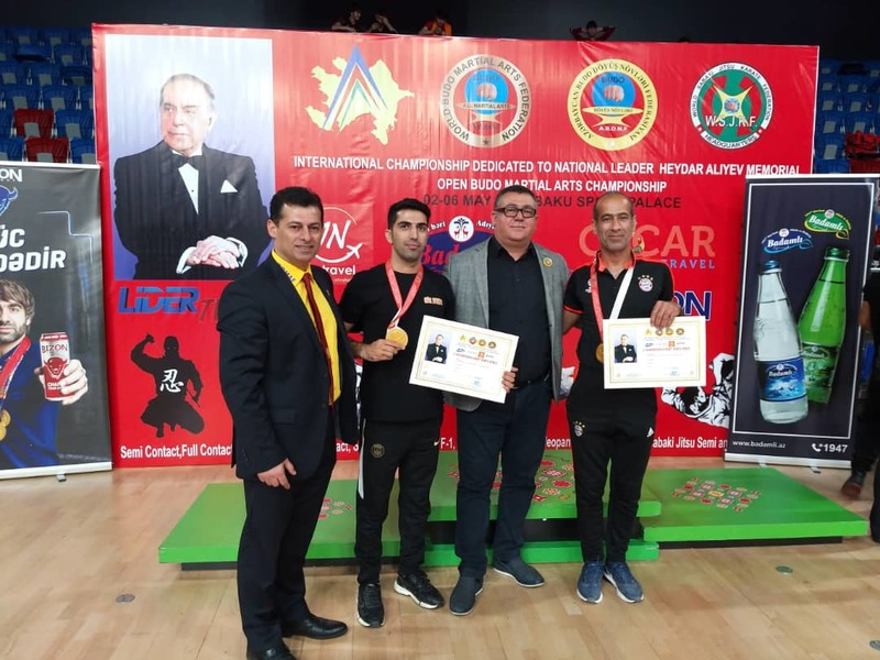 قشم 3 مقام نخست مسابقات اوراسیایی را به نام خود کرد