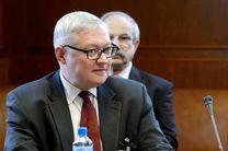 ریابکوف با سفیر اتحادیه اروپا درباره برجام دیدار کرد