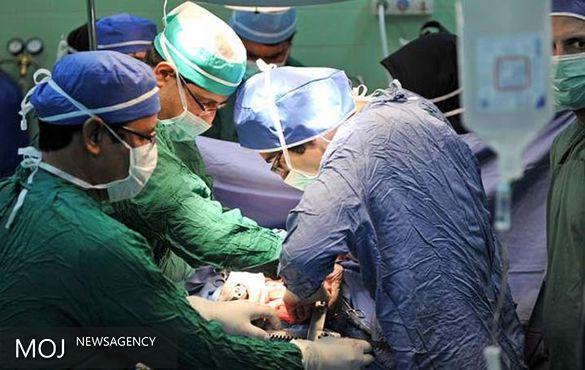 اقدام به موقع تیم جراحی بیمارستان حضرت ابوالفضل(ع) کاشمر جان جوانی را نجات داد