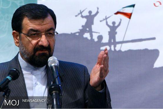 محسن رضایی به داستانپردازیها از دعوای ارتش و سپاه واکنش نشان داد