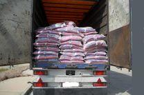 کشف محموله 72 تنی برنج قاچاق در بندرعباس