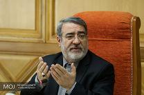 تاکید وزیر کشور ایران بر بهبود زندگی مردم ایران، ترکیه و منطقه
