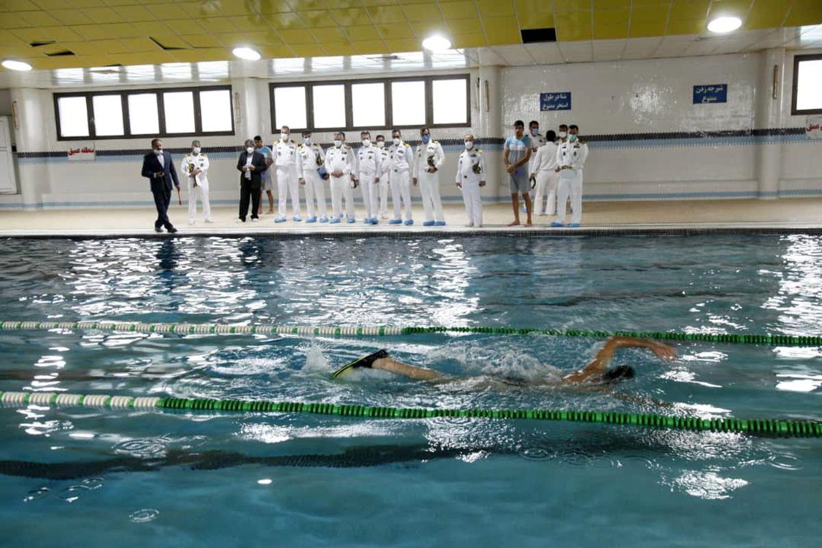 دانشگاه علوم دریایی نوشهر، میزبان مسابقات جهانی پنجگانه دریایی ارتش های جهان