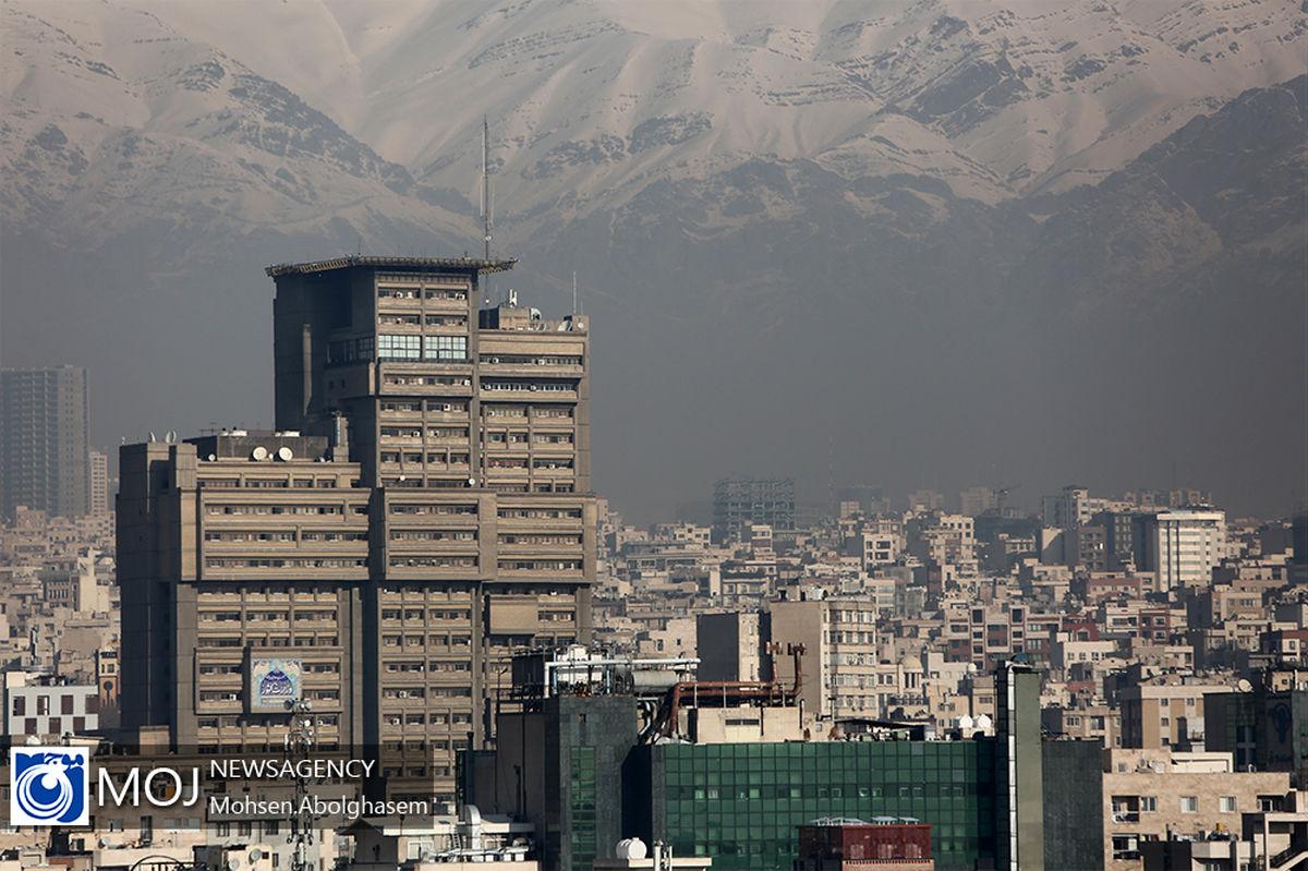 کیفیت هوای تهران در نوروز امسال