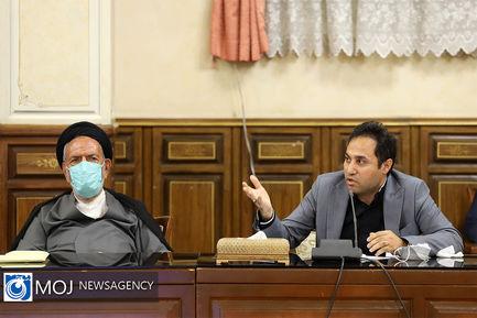 جلسه هم اندیشی رییس قوه قضاییه با اهالی رسانه