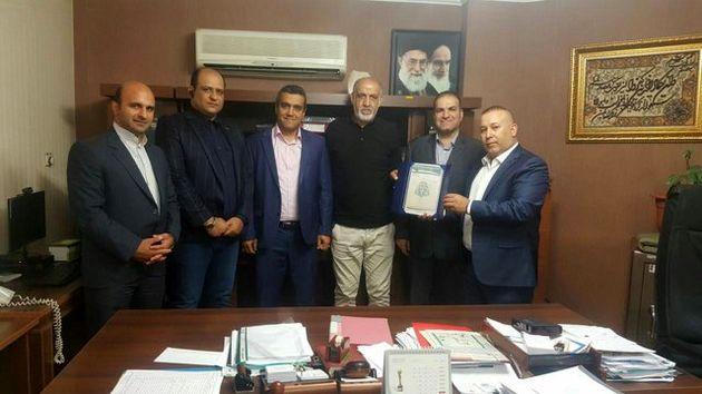فنونیزاده رئیس کمیته فنی آلومینیوم اراک شد