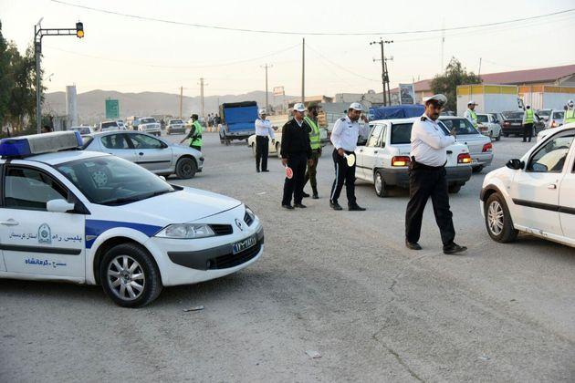 لغو ممنوعیت تردد خودروها به مناطق زلزلهزده