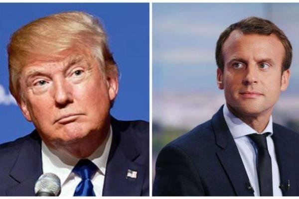 گفتگوی تلفنی روسای جمهور فرانسه و آمریکا درباره سوریه